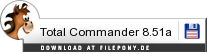 Download Total Commander bei Filepony.de