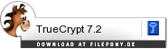 Download TrueCrypt bei Filepony.de