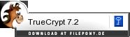 Download TrueCrypt bei Filepony.de