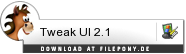 Download Tweak UI bei Filepony.de