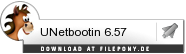Download UNetbootin bei Filepony.de