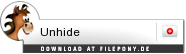 Download Unhide bei Filepony.de