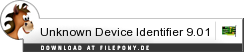 Download Unknown Device Identifier bei Filepony.de