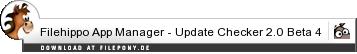 Download Filehippo App Manager - Update Checker bei Filepony.de