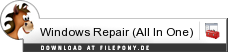 Download Windows Repair (All In One) bei Filepony.de