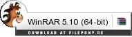 Download WinRAR bei Filepony.de