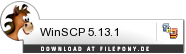 Download WinSCP bei Filepony.de