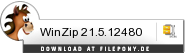 Download WinZip bei Filepony.de