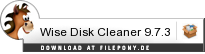 Download Wise Disk Cleaner bei Filepony.de