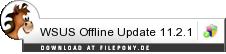 Download WSUS Offline Update bei Filepony.de